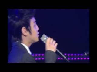 [PERF] 12.12.10 Yoseob & G.Na - What I Want To Do Once I Have A Lover @ DVD Welcome to BEAST Airlines Concert