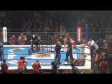 [My1Wrestling.ru] NJPW Wrestle Kingdom IV 2010 - Team 3D vs Bad Intentions vs No Limit (IWGP Tag Team Title Hardcore Match)