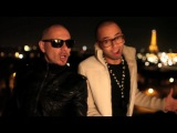 Pitbull feat. Sensato  Latinos In Paris    (клип 2012)