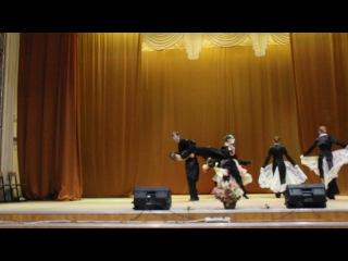 Маски Театр танца Талисман международный конкурс-фестиваль Седьмой континент г.Курск 2013