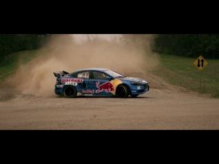 Travis Pastrana - 2013 Dodge Dart Rally Car