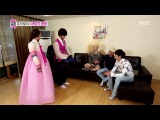 Ep.22 130921 We Got Married - Taemin & Naeun with SHINee & Eunji Молодожены Тэмин и Наын Тэын Теын 22 эпизод на корейском SHINee
