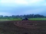Дрифт индонезийского G55 AMG