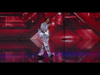 Курьезный случай на X-Factor