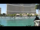 Bellagio Hotel Casino, Fountain show, Las Vegas, Nevada