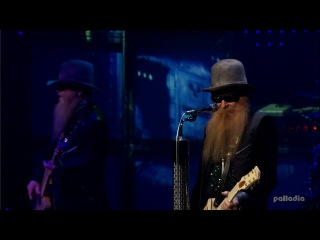 Zz top - rough boy hd (live)