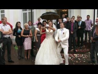 Денис и Елена 18 августа 2012 итоговый свадебный клип