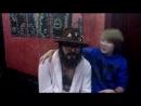 дзідзьо говорить з малолітнім дибілом