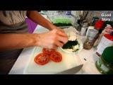 Как быстро приготовить фитнес ужин Вкусно и полезно.mp4