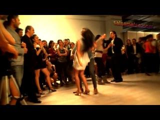 Frankie Martinez & Hande Atalay @ Istanbul International Dance Festival 2011