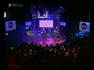 Tarja Turunen - 500 letters (acoustic) @ CM TV 17.09.2013