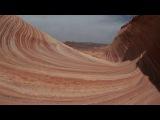 Склон Койот Батс, национальный заповедник Вермилион Клифс (штат Аризона, США)