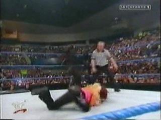 Matt Hardy & Lita vs Crash & Molly Holly(WWF Smackdown 01.03.2001)