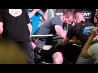Сергей Коновалов Побил мировой рекорд по жиму лежа 342,5 кг!
