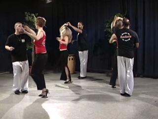 Латиноамериканские танцы бачата [video-dance.ru]