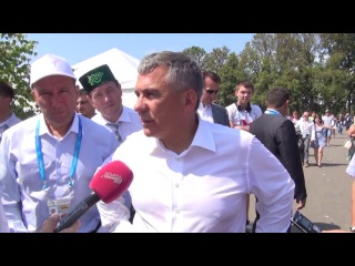 Праздник для избранных: жителей Казани оградили от спортсменов Универсиады на празднике плуга