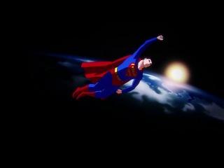 Ролик к юбилею супермена (75 лет с момента первого комикса)