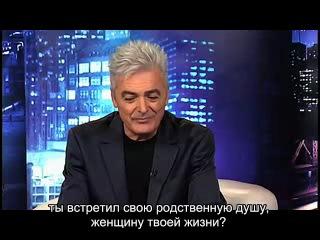 Benezra reçoit Daniel Lavoie субтитры