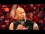 The Rock vs John Cena Official Promo for WWE Wrestlemania 28
