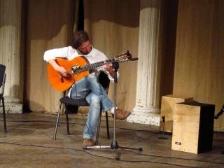 A Solas con Flamenco Егор Есюнин Гуахира