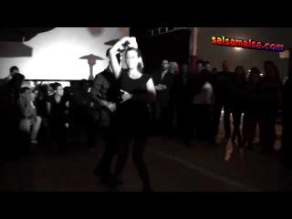 Frankie Martinez & Selin Obekci @ Istanbul International Dance Festival 2011