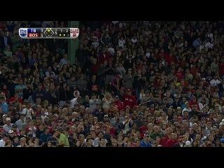 MLB 2013 10.04 Division Series AL Red Sox vs Rays Part 2/3
