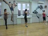 Классическая хореография (батман тандю)
