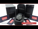 Видеообзор мужской модели часов Emporio Armani AR 5889 AAA class copy ☼★ இ ● ПЛАНЕТА ЧАСОВ ● இ ★☼