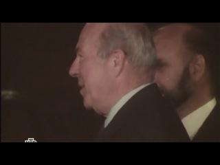 Генералы холодной войны. Эдуард Шеварднадзе.