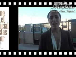 Saludo de Irene Montalà para el Club de Fans Oficial de Montalistas