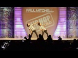 Les Twins - World Hip Hop Dance Finals 2013 - Step x Step