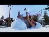 Хранители снов / Rise of the Guardians (2012) Промо-ролик (Джек Фрост)