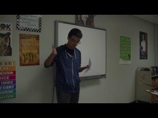 Slam Creative Writing, Timur Amanbekov, light version