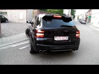 Porsche Cayenne Techart Magnum_ Sound HD