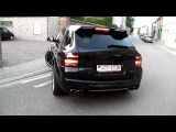 Porsche Cayenne Techart Magnum_ Sound HD
