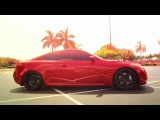 Infiniti G37s on 20 Incurve Wheels IC-S5 Deep Concave Wheels - Rims