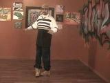 Танцы хип хоп бесплатное обучение — часть II [video-dance.ru]№5