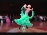Медленй вальс бальные танцы
