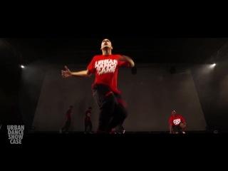 IaMmE Crew -- Urban Dance Showcase -- 1st Show -- PacMan, Moon, Chachi, Jaja, Millie & 747