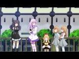 Игровое гиперпространство Нептунии / Hyperdimension Game Neptune The Animation (SUB) - 6 серия