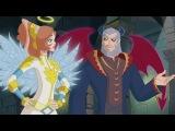 Angels Friends: 2x21 «Замок Горт, ч.1» [Мультимания]