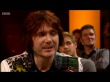 Nicky's interview (Later with... Jools Holland)
