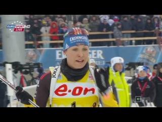 Последняя гонка Магдалены Нойнер Март 2012