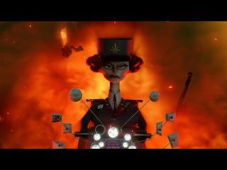 Трилер к мультфильму Мадагаскар 3 (дублированный)