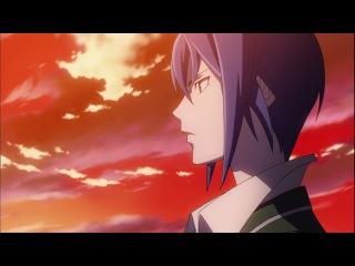 Star Driver: Kagayaki no Takuto / Звездный гонщик: Блистательный Такуто 8 серия [Ancord]