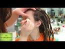 модный макияж и причёска дреды 2013