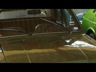 Самые редкие экспонаты Музея автомобилей АЗЛК