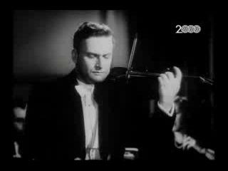 Иегуди Менухин. Мендельсон. Концерт для скрипки с оркестром ми минор.flv