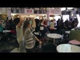 Gangnam style flashmob in Moscow by Timati
