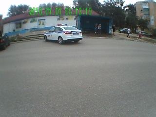 Урок парковки от начальника ГИБДД Чусового
